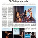 Vorbericht zum Deutschlandpokal [City Journal Saarlouis]